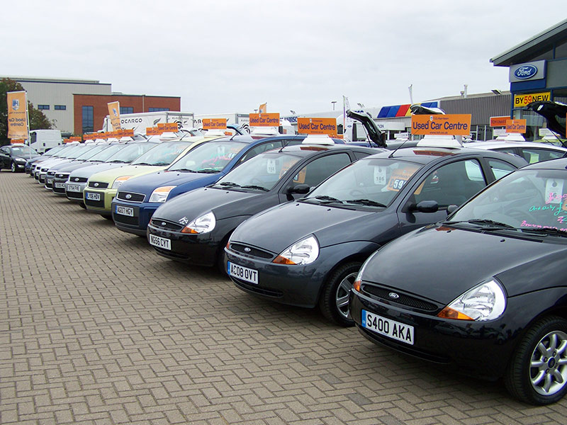 Euroshine can clean all your dealership or fleet vehicles